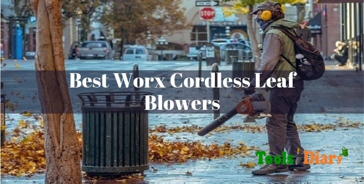 Best Worx Cordless Leaf Blowers