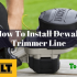 How To Install Dewalt Trimmer Line? Step By Step Guides