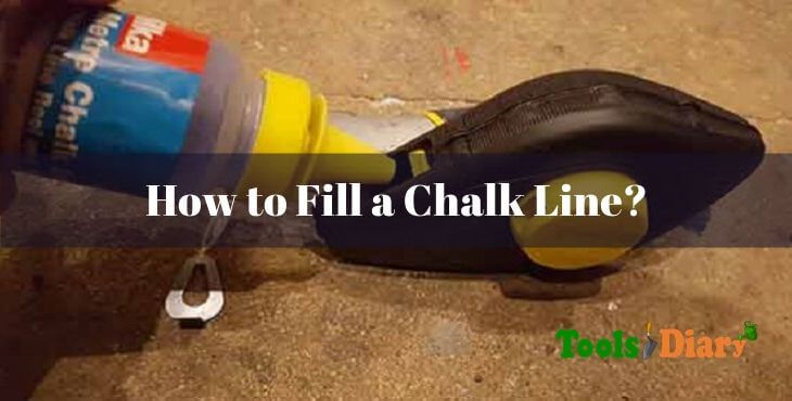 How to Fill a Chalk Line